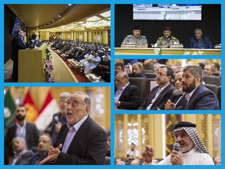 كربلاء تستعد لشهري محرم وصفر بمؤتمر موسع للمواكب الحسينية والقوات الامنية